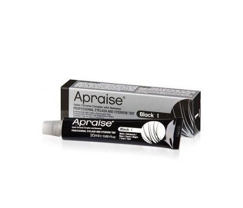 APRAISE BLACK NO 1 - Eyelash & EyeBrow Tint 20ml